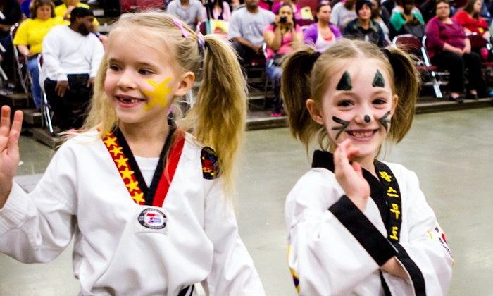 Hwang's Martial Arts - Kentucky Exposition Center: Health Kick Festival Kick-a-thon for One, Two, or Four at Hwang's Martial Arts (Up to 79% Off)