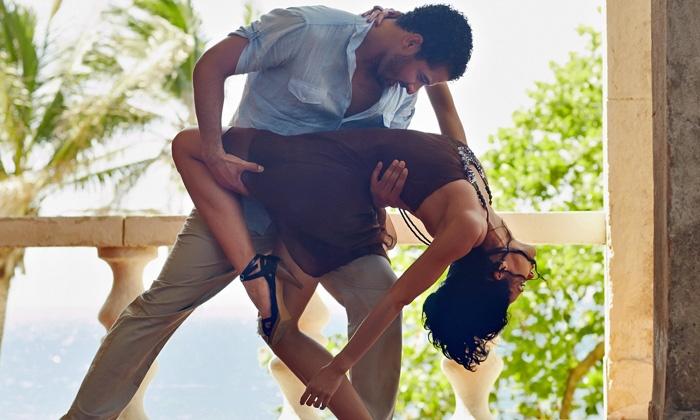 Aquarius Ballroom Dance Studios - Parkside: Two Dance Classes from Aquarius Ballroom Dance Studios (38% Off)