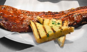 Rudys Smokehouse: $12 for $20 Worth of Barbecue Fare for Dine-In or Takeout at Rudy's Smokehouse