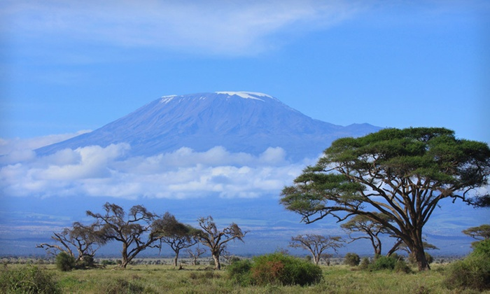 Six-Night Mount Kilimanjaro Hike with Airfare - Tanzania: Nine-Day, Six-Night Guided Mount Kilimanjaro Hike with Round-Trip Airfare, Accommodations, and Most Meals from ET African Journeys