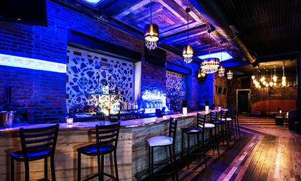 Private Happy Hour for 50 or VIP Package with Reserved Table and Bottle Service at LaMark15 (Up to 65% Off)