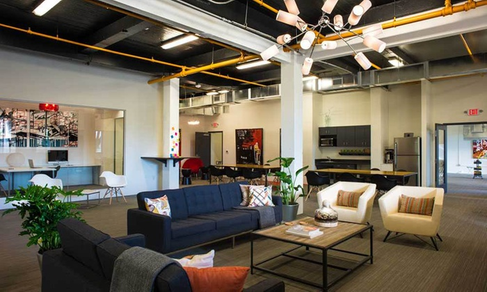 Advent Coworking - Belmont: $75 for $149 Groupon — Advent Coworking