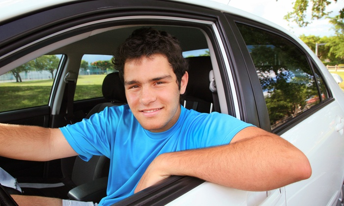 Behind the Wheel Driving Academy - El Paso: $99 for Adult Driving Course with License Certificate and Lunch at Behind the Wheel Driving Academy ($200 Value)