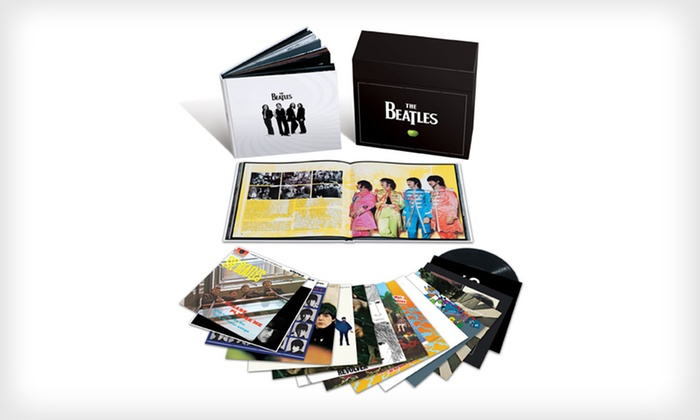 The Beatles Complete Vinyl Box Set: $275 for The Beatles Complete Vinyl Box Set ($399 List Price). Free Shipping and Free Returns.
