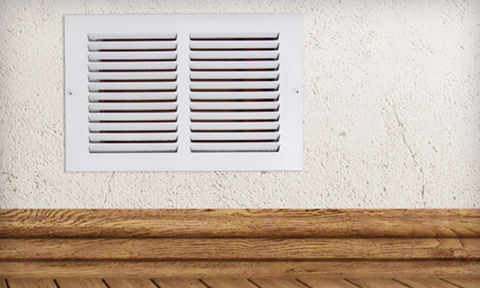 The Furnace Man Heating and Cooling - University Park: $49 for Air-Duct Cleaning from The Furnace Man Heating and Cooling ($135 Value)