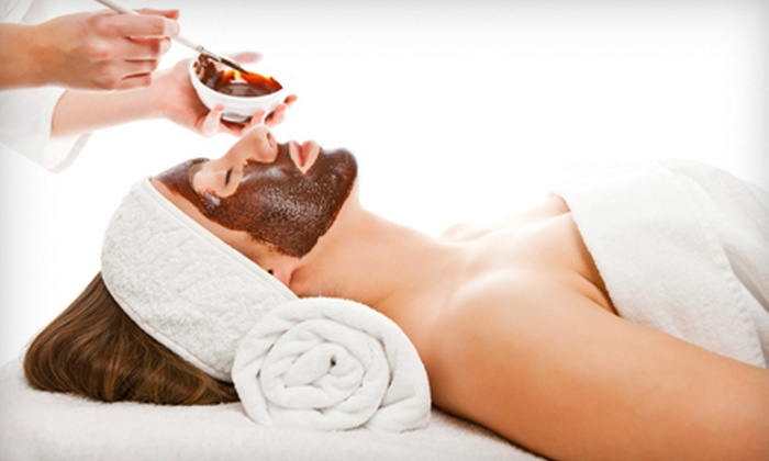 Spa Services by Tanya Khounphachansy - Fisher's Village: Aromatherapy-and-Chocolate Facial with Options of Lip Buff or Hand Treatment from Tanya at Allure Salon & Spa (Half Off)