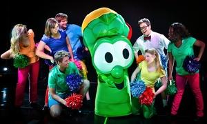 """Veggie Tales Live!"": ""VeggieTales Live! Little Kids Do Big Things"" (2 p.m. or 6 p.m. on Friday, November 27)"