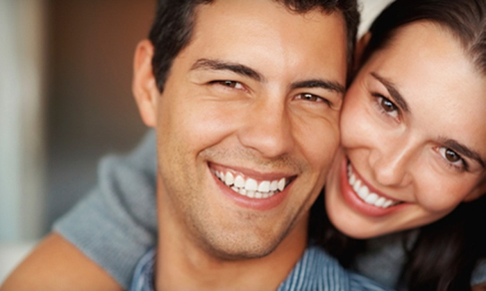 Smile Center of Knightsville - Summerville: $49 for a Dental Checkup with an Exam, X-rays, and Cleaning at Smile Center of Knightsville ($243 Value)