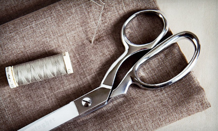 The Sewing Machine Store - North Industrial: Three-Hour Beginners' Sewing Class for One or Two at The Sewing Machine Store (Half Off)