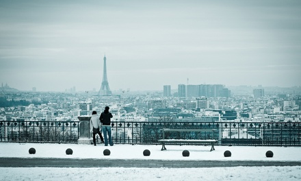 Paris: 2-4 Tage zu zweit im zentralen Hôtel Bonne Nouvelle mit guter Verkehrsanbindung