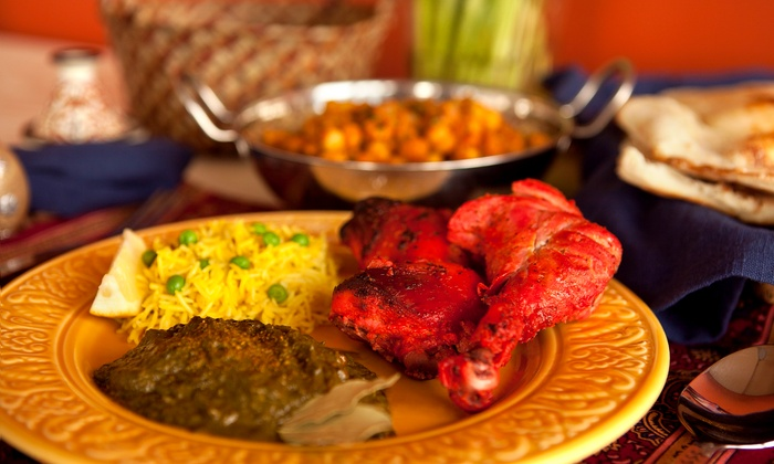 Maharaja - Rosemont: Indian Cuisine at Maharaja (Up to Half Off). Two Options Available.
