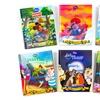 Disney Lenticular 6-Storybook Set