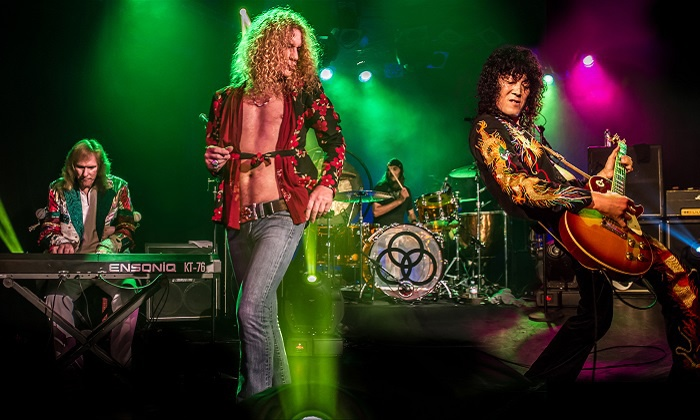 Led Zepagain – A Tribute to Led Zeppelin - House of Blues San Diego: Led Zepagain – A Tribute to Led Zeppelin on Saturday, January 16, at 8 p.m.