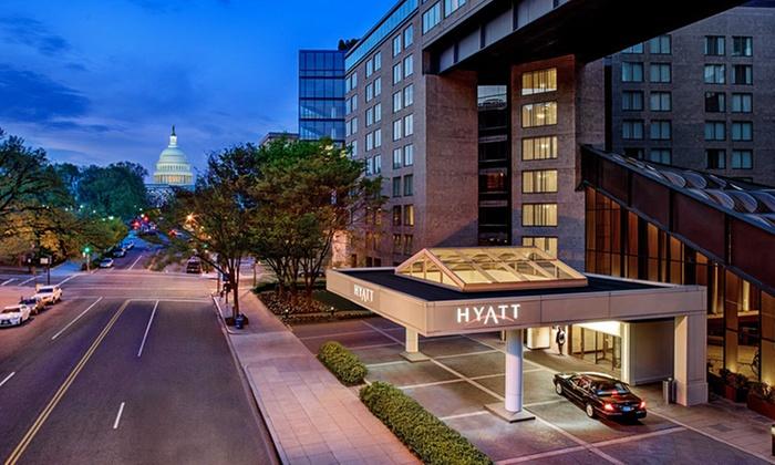Hyatt Regency Washington on Capitol Hill - Washington DC: Stay at Hyatt Regency Washington on Capitol Hill in Washington, DC. Dates into September.