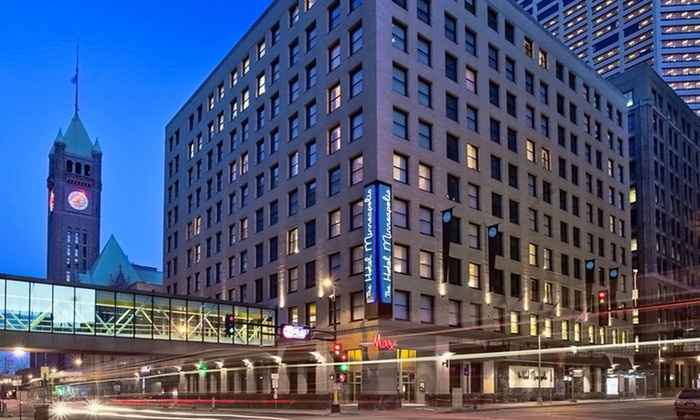 The Hotel Minneapolis, Autograph Collection - Minneapolis: Stay with WiFi and Dining Credit at The Hotel Minneapolis, Autograph Collection. Dates into January.