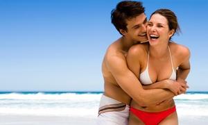 Primo Salon & Spa: Three or Five Airbrush Spray Tans at Primo Salon & Spa (Up to 71% Off)