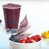 $6 for Frozen Yogurt and Smoothies at Yogen Früz