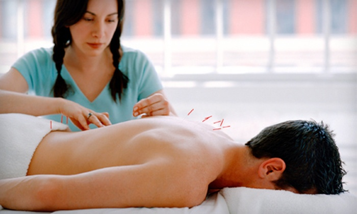 Six Fishes Healing Arts - Graduate Hospital: One or Three 60-Minute Massages or Acupuncture Sessions at Six Fishes Healing Arts (Up to 74% Off)