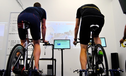 $26 for One Month of Unlimited Use in CompuTrainer Theater at FirstWave ($49.95 Value)