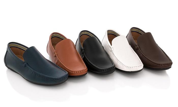 Franco Vanucci Men's Casual Loafers