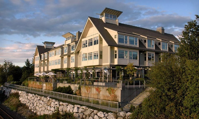 The Chrysalis Inn & Spa - South Hill: One- or Two-Night Stay at The Chrysalis Inn & Spa in Bellingham, WA