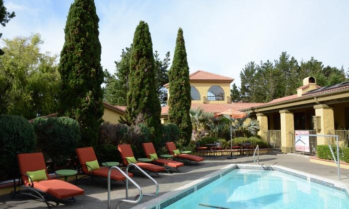 4-Star Spa Retreat in Sonoma Wine Country