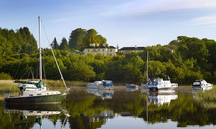 Co. Mayo: 12 Nights for Two with Breakfast, 3Course Dinner, Golf and Late CheckOut at The Lodge at Ashford Castle