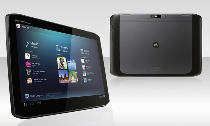 Motorola Droid Xyboard 10.1 Tablet and Accessory Bundle: $196.99 for a Motorola Droid Xyboard 10.1 Tablet and Accessory Bundle ($399.99 List Price). Free Shipping and Returns.
