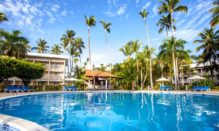 All inclusive vista sol punta cana stay with non stop for All inclusive winter vacations