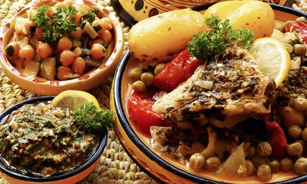 African Cuisine and Drinks for Two or Four at Bayal Restaurant (Up to 50% Off)