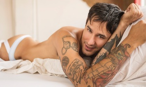 Dallas Dudoir by Love Pic Love: $99 for a Boudoir Photo Shoot for Men with Online Gallery at Dallas Dudoir by Love Pic Love ($214 Value)