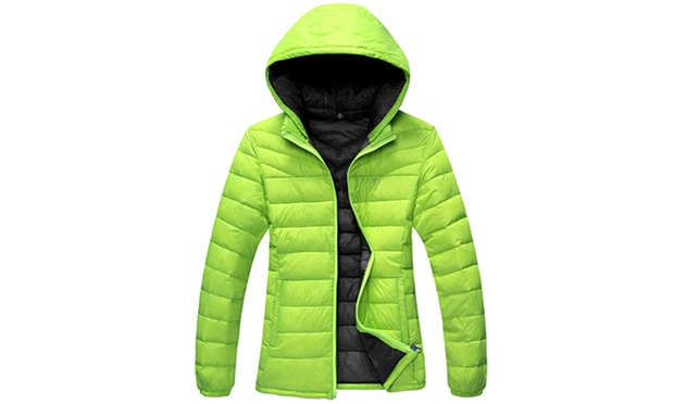 Damen-Steppjacke   Groupon Goods 15ecf542a3