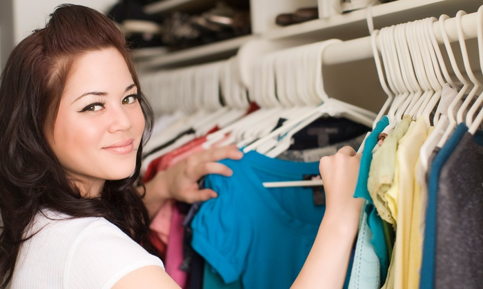 Fashion Ca$h-In - Phoenix: $50 for a One-Hour Wardrobe Consultation from Fashion Cash-In ($100 Value)