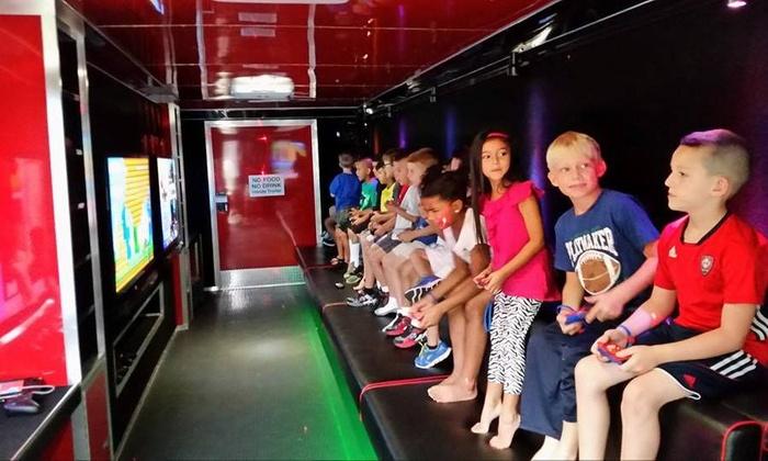 Buckeye Videogame Truck - Columbus: 50% Off Video Game Party at Buckeye Video Game Truck
