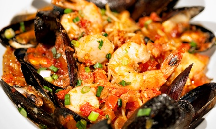 Homestyle Italian Meal for Two or Four with Appetizers, Entrees, and Wine at Siena's Trattoria (Up to 51% Off)