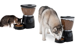 le bistro cat feeder instructions