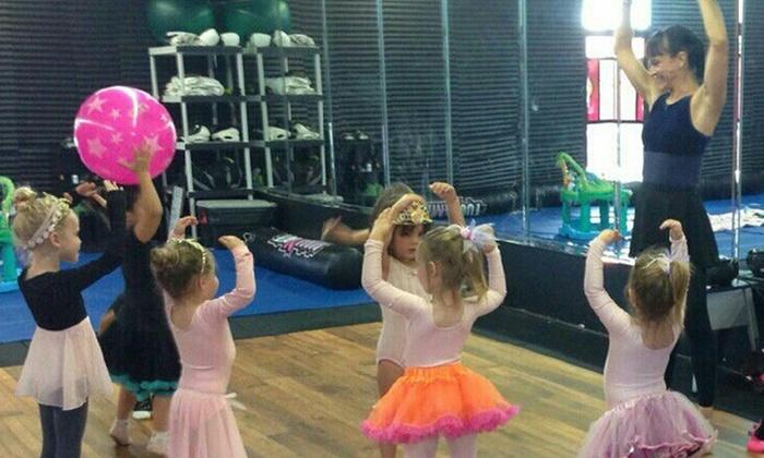 Cross Combat - North Miami Beach: Five Dance Classes from Cross Combat (69% Off)