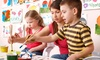 The Giggle box - North Las Vegas: 5-, 10-, or 15-Session Playground Pass at The Giggle Box (Up to 52% Off)