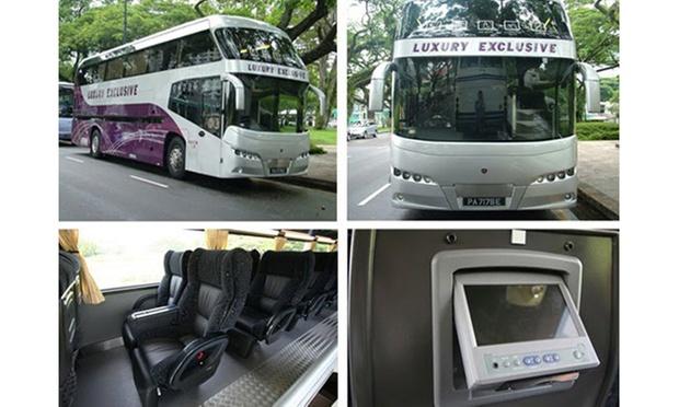 Malacca: Return Coach 1