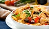 The Mad Chef Cafe & Grill - Flemington: American-Fusion Cuisine and Drinks for Lunch or Dinner at The Mad Chef Cafe & Grill (Up to 52% Off)