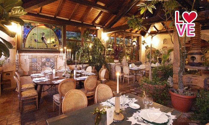 Il picchio rosso a roma groupon for Il rosso bologna menu