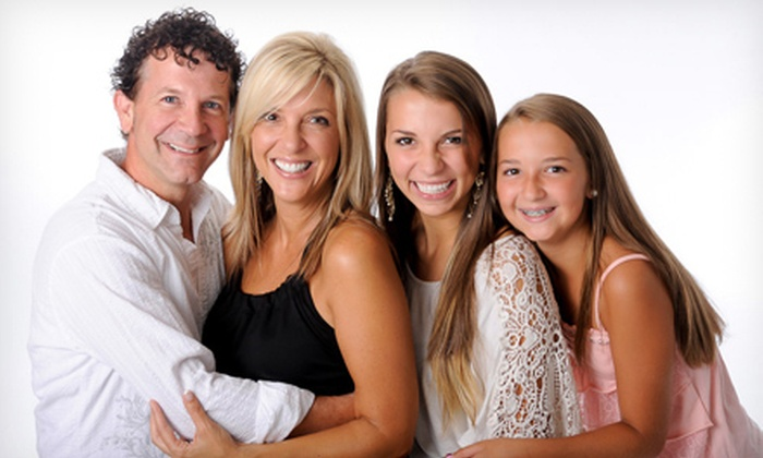 Dan Johnson Photography - Grandville: $59 for an In-Studio Portrait Session with Prints at Dan Johnson Photography ($215 Value)