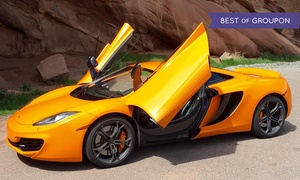 Mile High Drives Denver: One-Hour Exotic Rally Drive for Two at Mile High Drives Denver (Up to 50% Off). 18 Options Available.