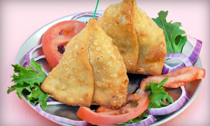 Himalayan Bistro - West Roxbury Center: Indian and Nepali Food for Two or Four or More at Himalayan Bistro (Up to 53% Off)