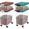 3-Piece Pet-Food Storage-Container Set