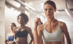 Gottagetabody Personal Training Scvs, Inv.: Four or Eight 60-Minute Personal Training Sessions at Gottagetabody Personal Training Scvs, Inv. (Up to 79% Off)