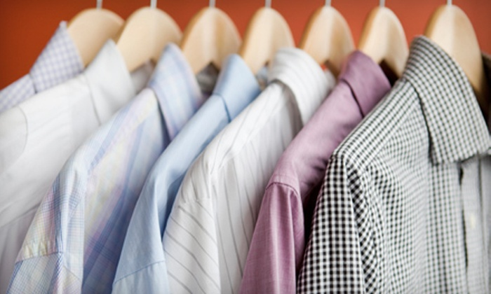 Martinizing Dry Cleaning - Multiple Locations: $12 for $25 Worth of In-Store Dry Cleaning at Martinizing Dry Cleaning