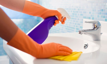 One or Two Three-Hour Deep House Cleanings from Clean De La Creme (Up to 62% Off)
