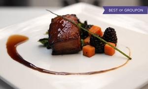 V. Mertz: Contemporary American Cuisine at V. Mertz (Up to $200 Off Your Bill)