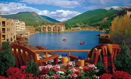 Stay at Keystone Lodge & Spa; Dates into December